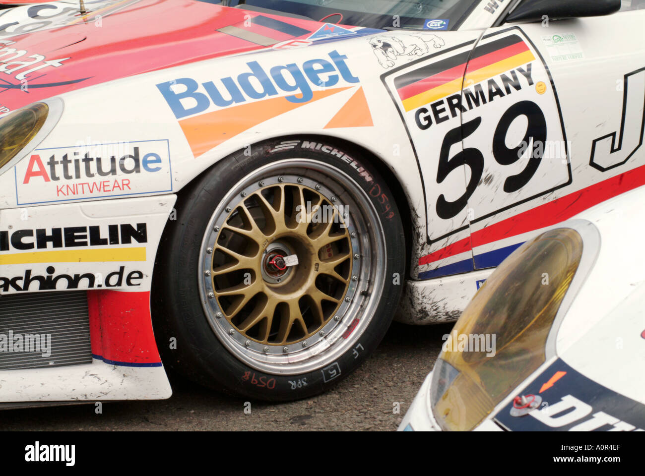 porsche sponsor advertising wheel tyre slick racing