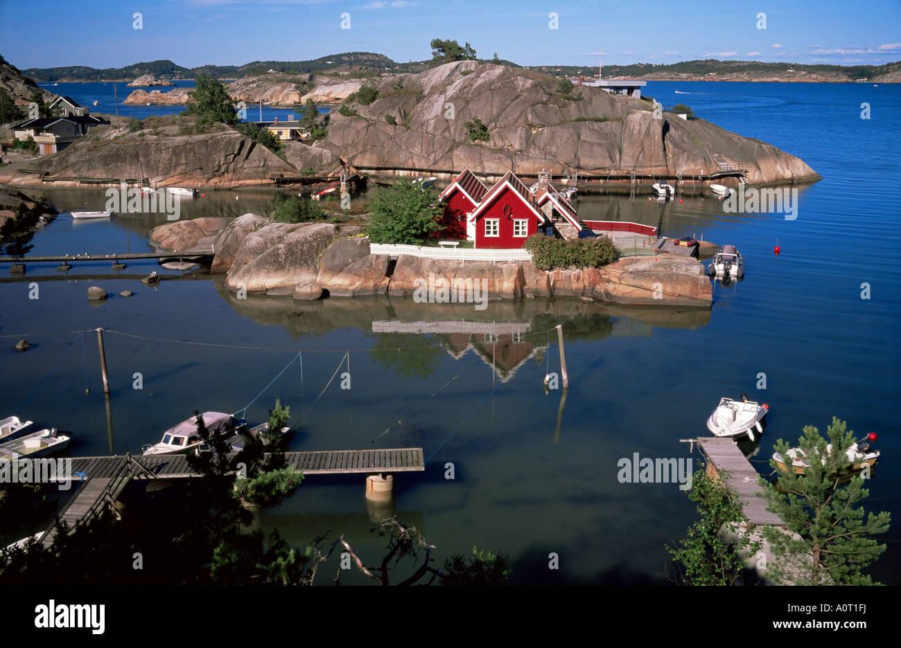 kart sandefjordsfjorden Summer cottage on the west side of Sandefjordsfjord Vestfold  kart sandefjordsfjorden