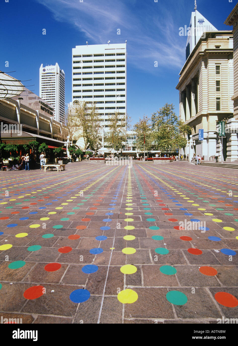 Forrest Place - Stock Image
