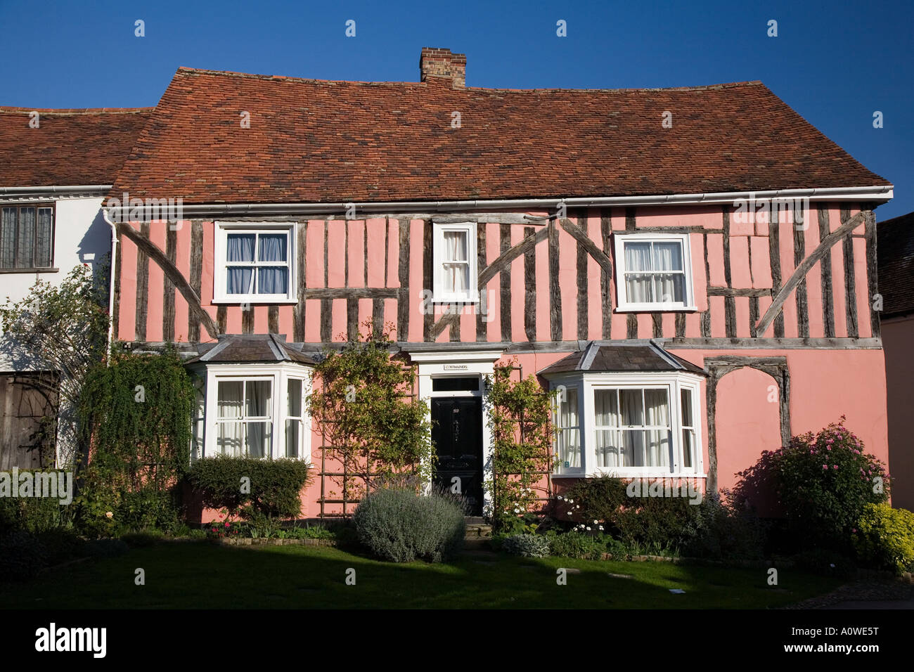 Cordwainers house, Lavenham, Suffolk. - Stock Image