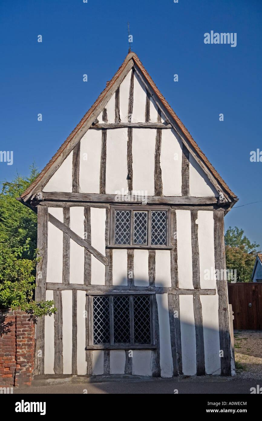 Lavenham, Suffolk. - Stock Image