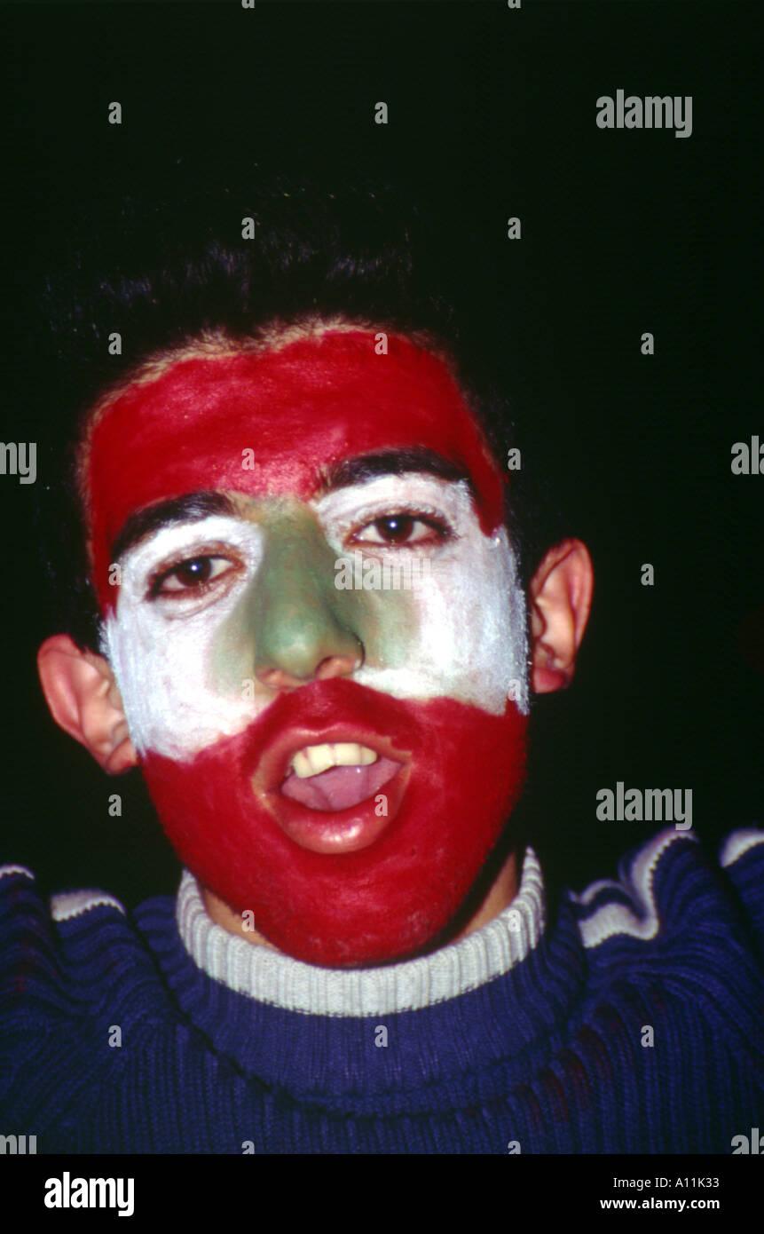 make up beirut lebanon Stock Photo