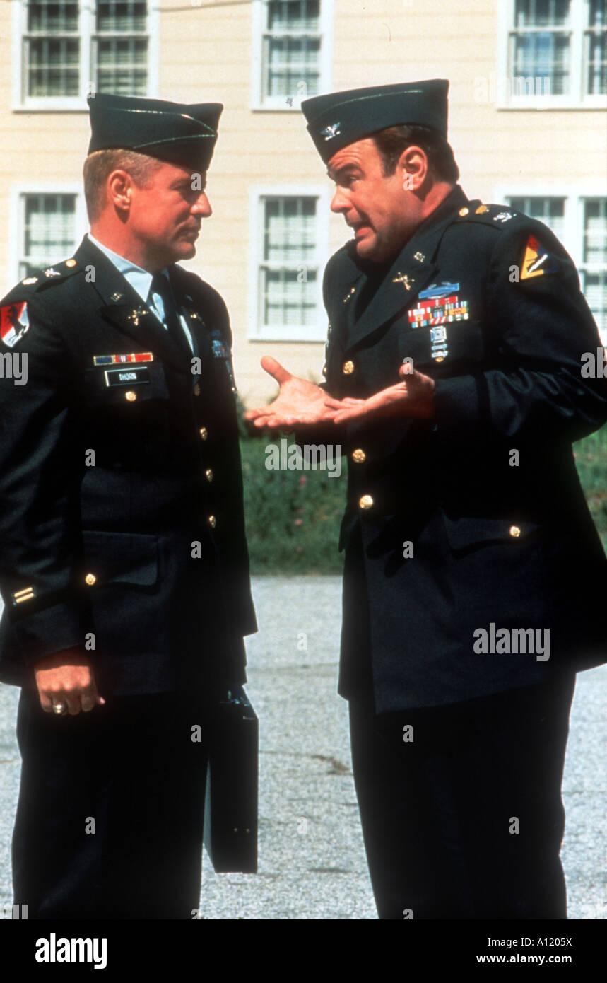 Sgt Bilko Year 1997 Director Johnathan Lynn Dan Aykroyd Phil Hartman - Stock Image