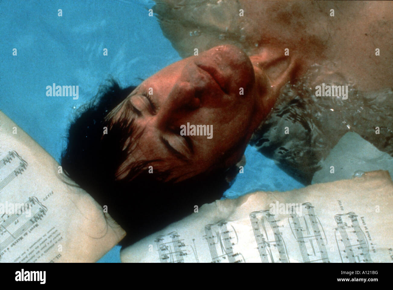 Shine Year 1997 Director Jean Sardi Geoffrey Rush - Stock Image