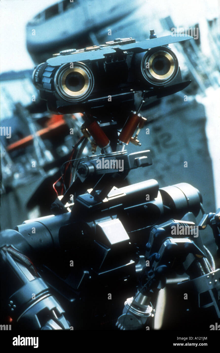Short Circuit Stock Photos Images Alamy 10 Johnny 5 From 1986 And 2 Year Director John Badham Image