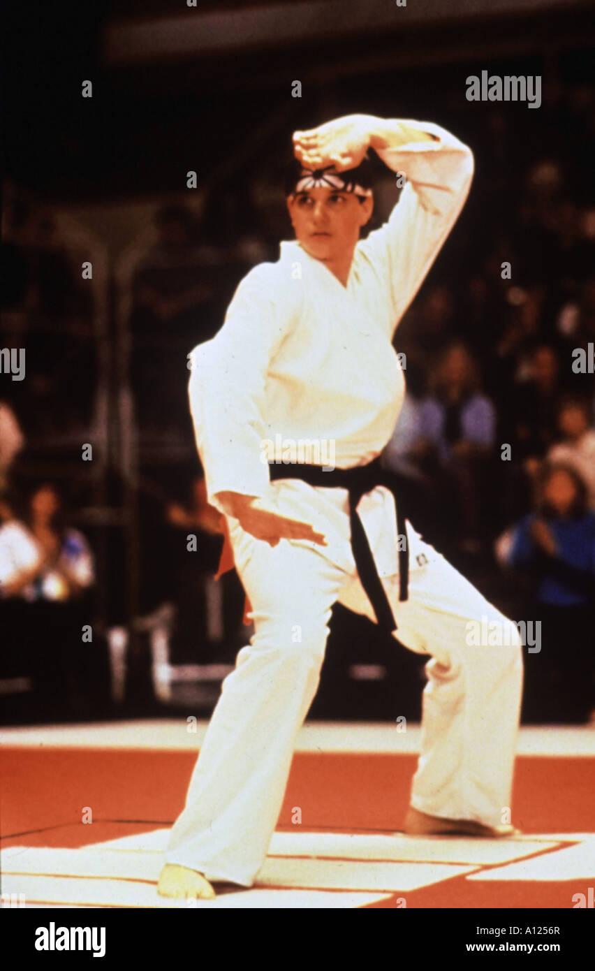 Karate kid ralph macchio crane