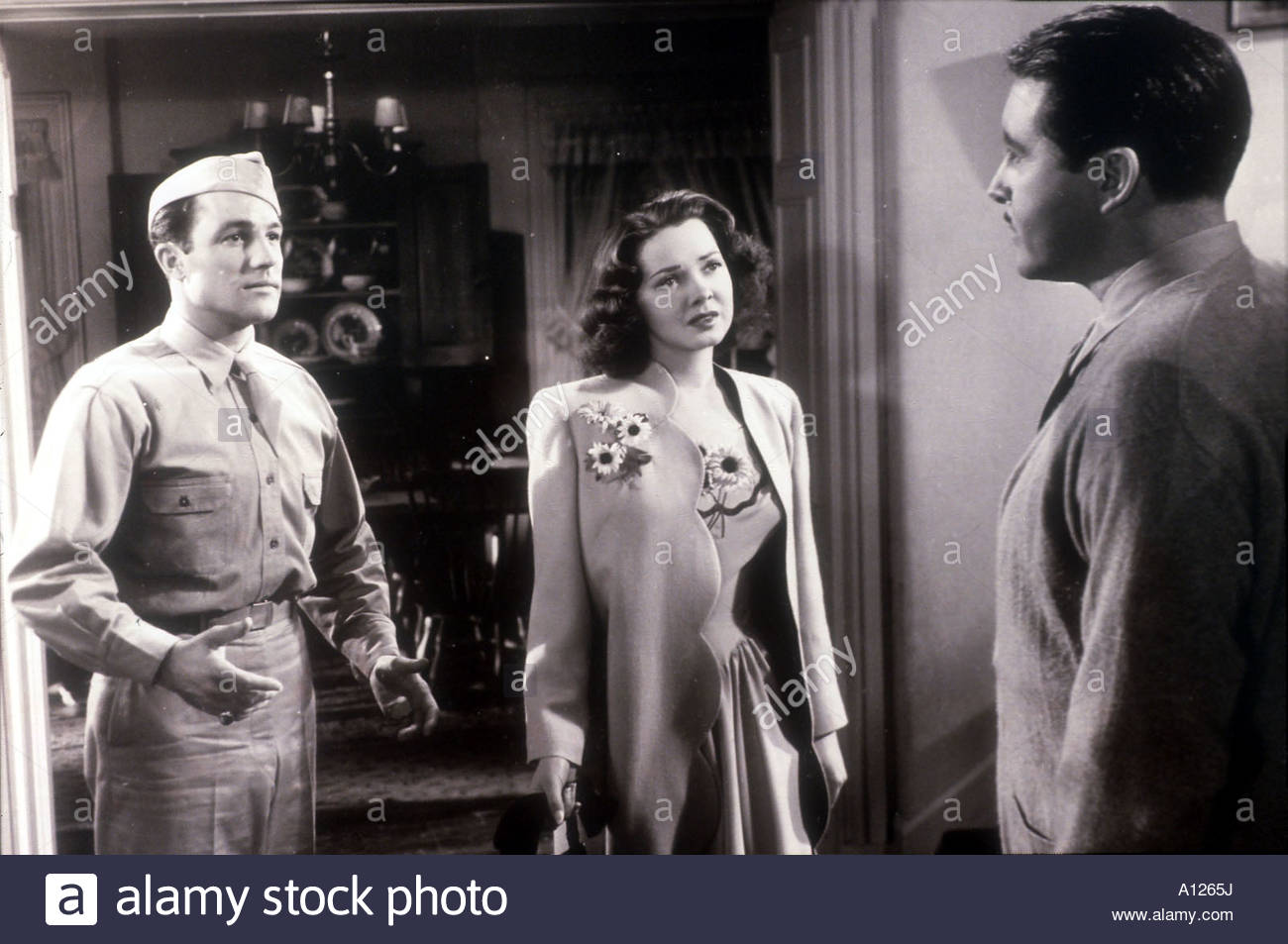 Thousands Cheer Year 1943 Director George Sidney Kathryn Grayson Gene Kelly - Stock Image