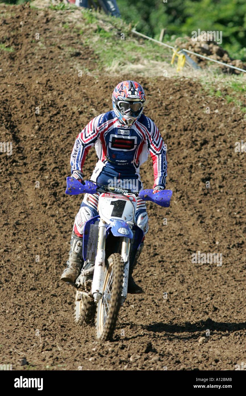 Yamaha Racing Bike Stock Photos & Yamaha Racing Bike Stock Images
