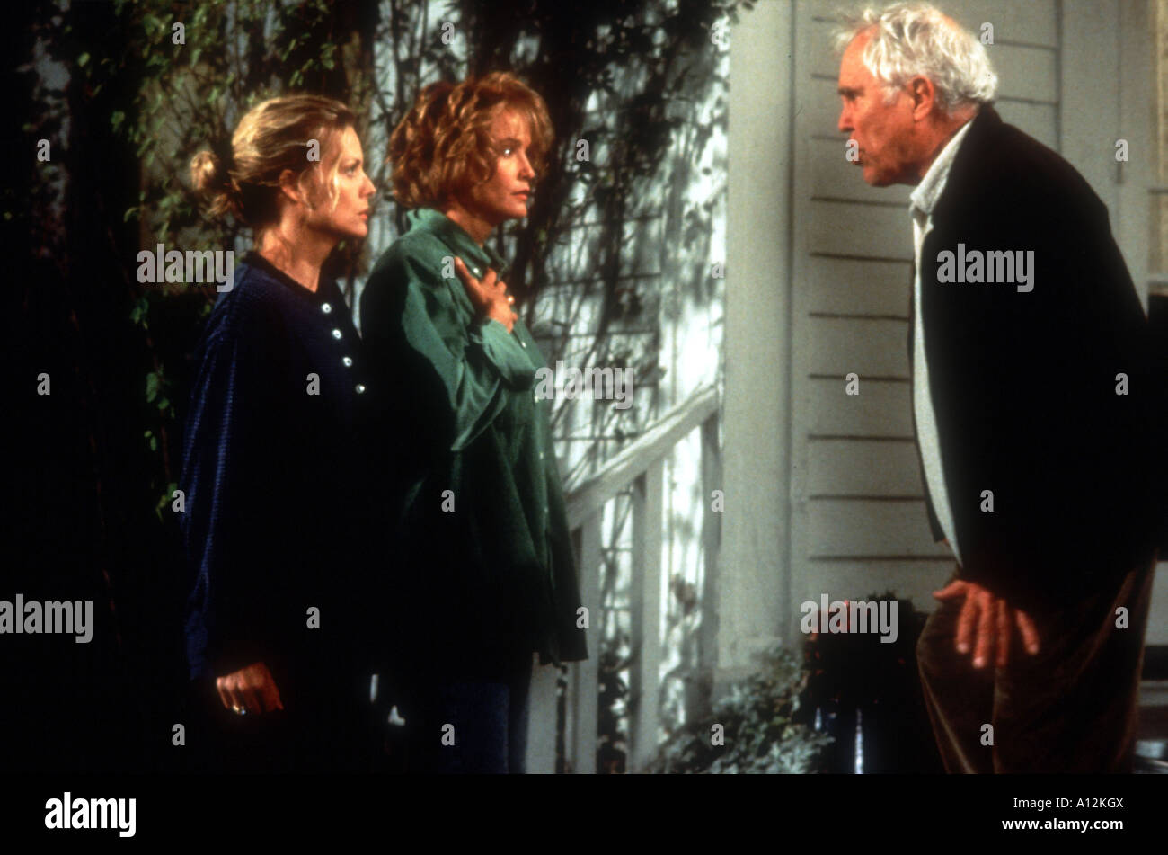 A Thousand Acres Year 1997 Director Jocelyn Moorhouse Michelle Pfeiffer Jessica Lange Jason Robards Based Upon
