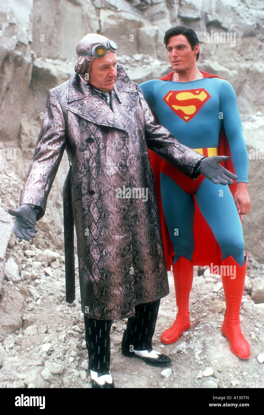 Superman IV Year 1987 Director Sidney Furie Christopher