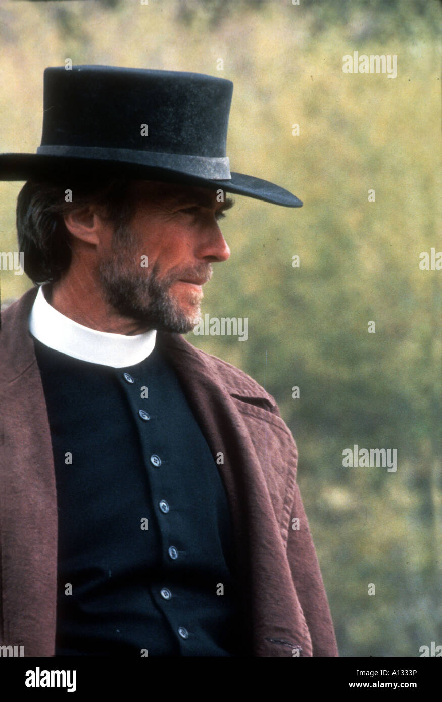 Pale Rider 1984 Clint Eastwood Clint Eastwood Stock Photo  10127193 ... f4e0904da52