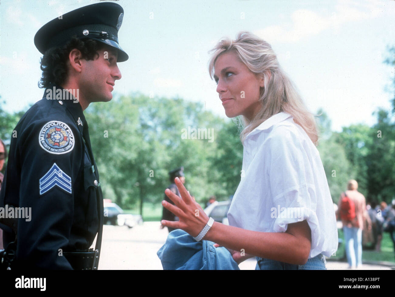 Police Academy 3 Back In Training Year 1986 Director Jerry Paris Steve Guttenberg
