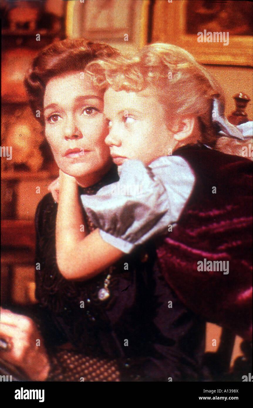 Pollyanna Year 1960 Director David Swift Hayley Mills Jane Wyman - Stock Image