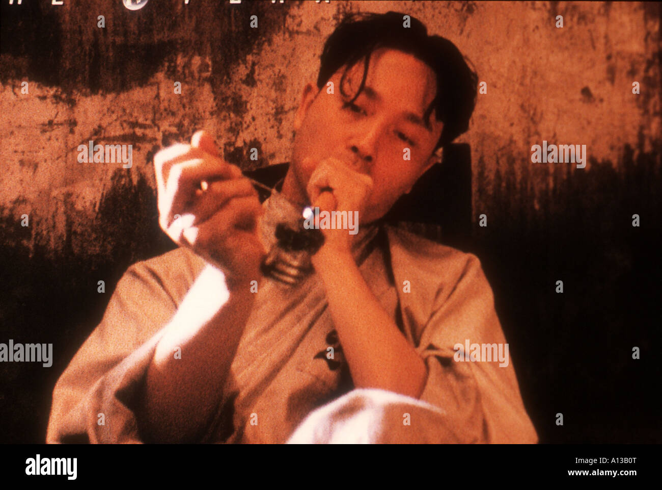 Bawang bieji Year 1993 Director Chen Kaige Palme d or at the International Cannes Film Festival in 1993 ex aequo - Stock Image