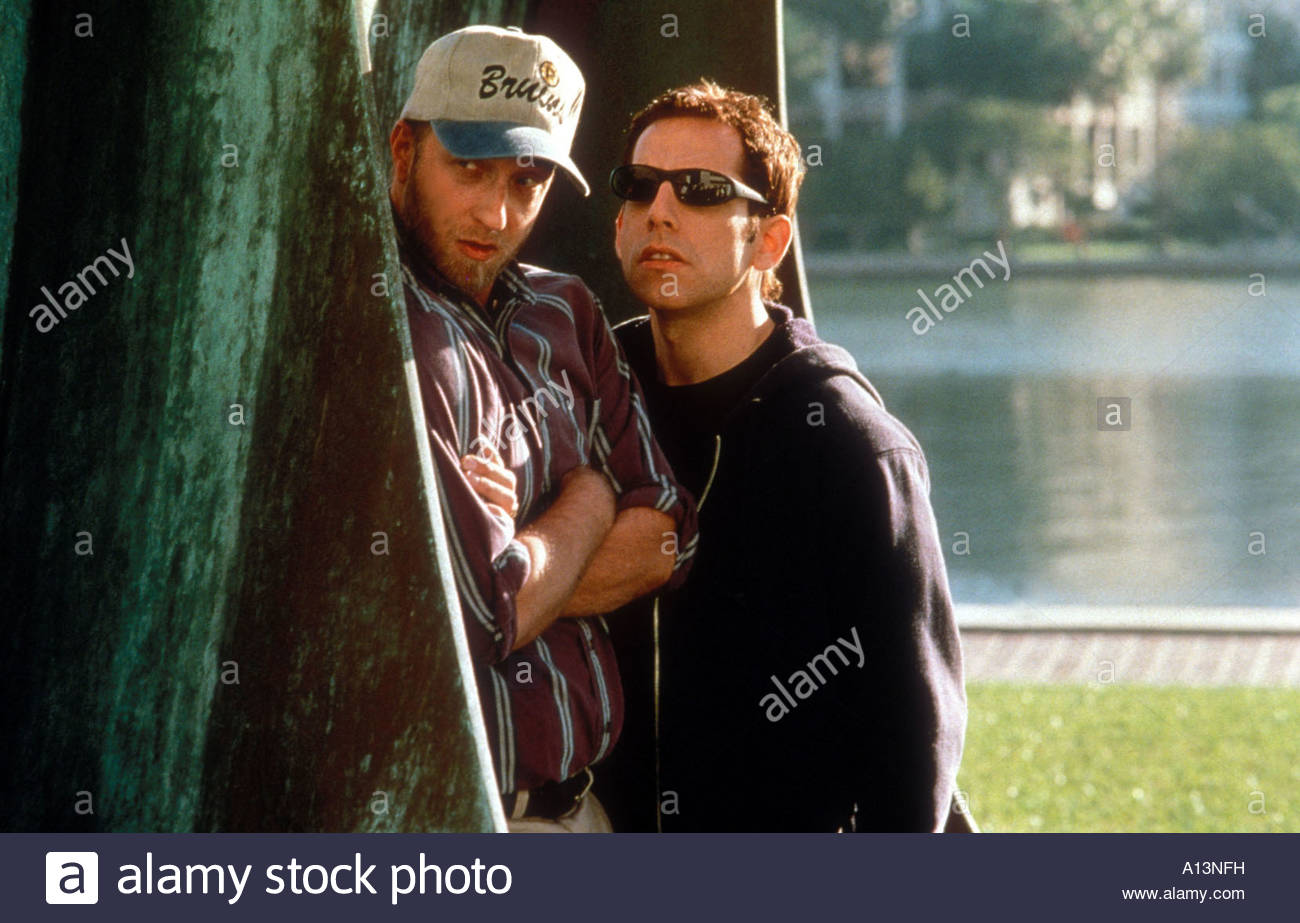 There s Something About Mary Year 1998 Directors Bobby and Peter Farrelly Chris Elliot Ben Stiller - Stock Image