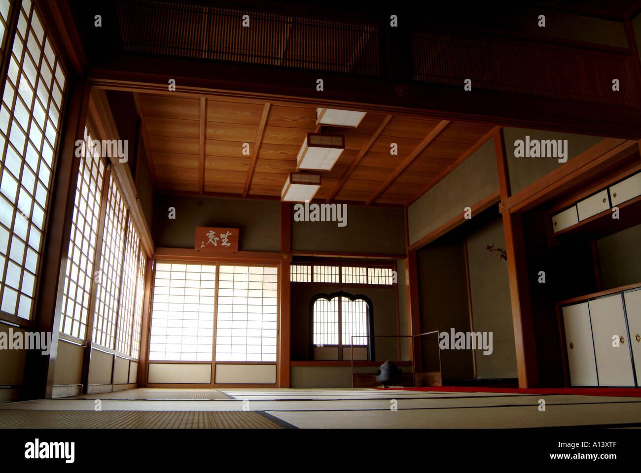 Zuiho-in at Daitokuji Temple Kyoto Japan - Stock Image