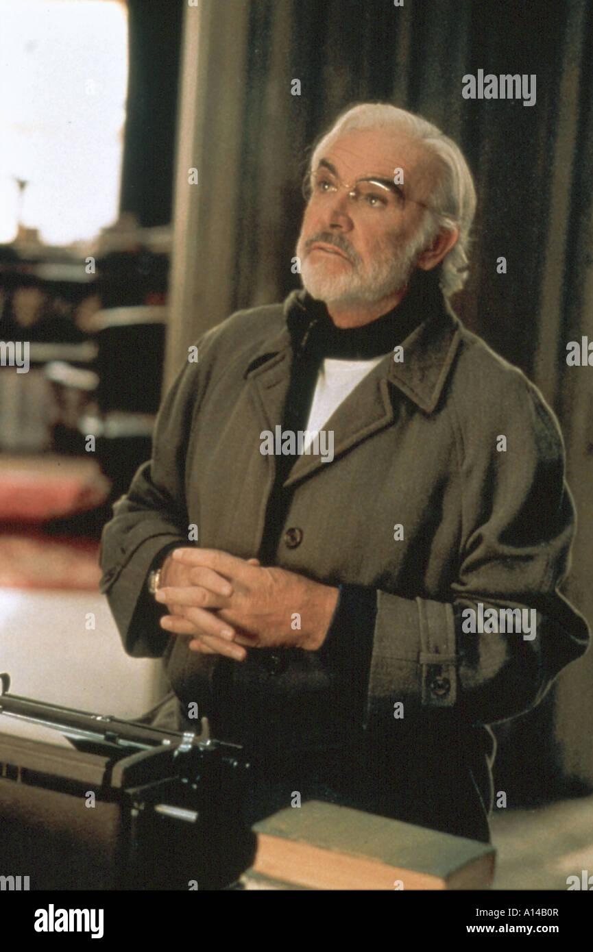 Finding Forrester Year 2000 Director Gus Van Sant Sean Connery Stock Photo Alamy