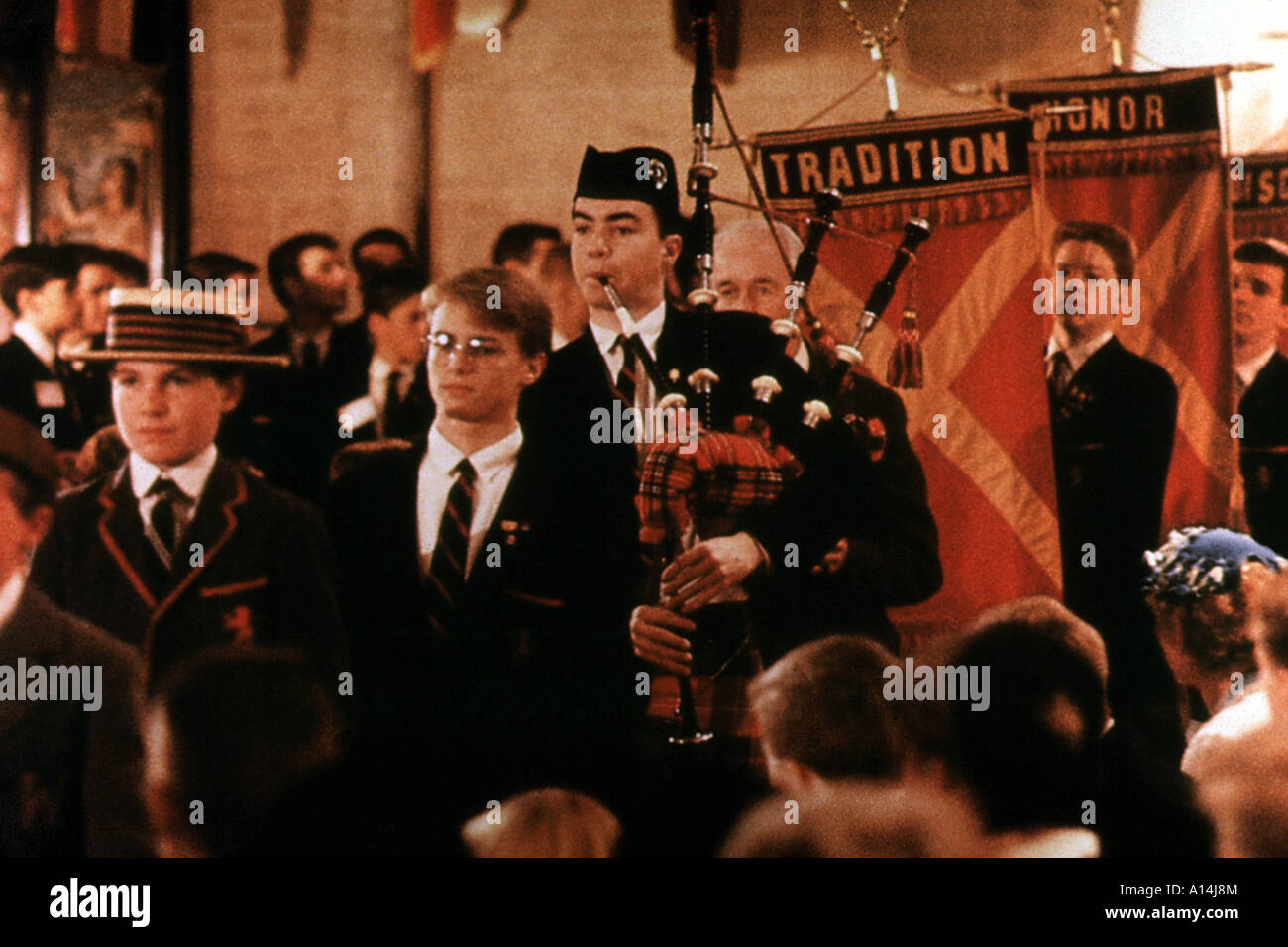 Dead Poets Society 1989 Peter Weir Stock Photo Alamy