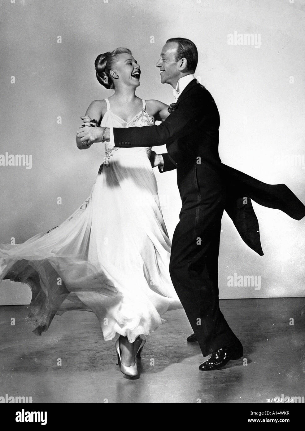 Ginger Rogers Fred Astaire Stock Photos & Ginger Rogers Fred