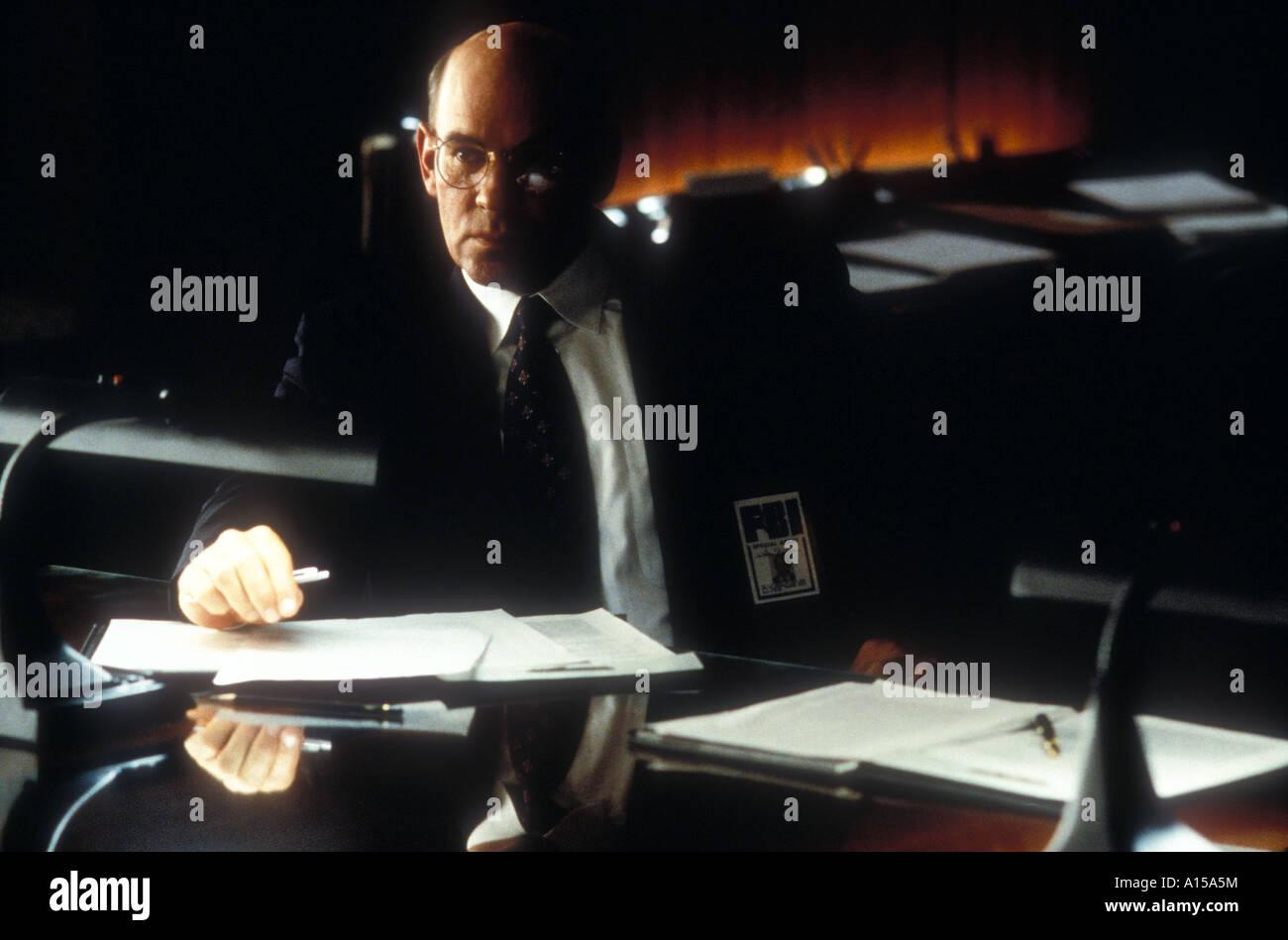 The X Files The Movie Year 1998 Director Rob Bowman Mitch Pileggi - Stock Image