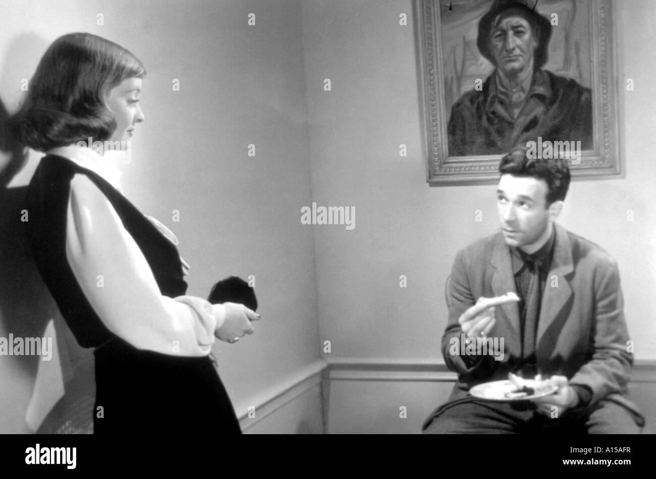 A Stolen Life Year 1946 Director Curtis Bernhardt Bette Davis Dane