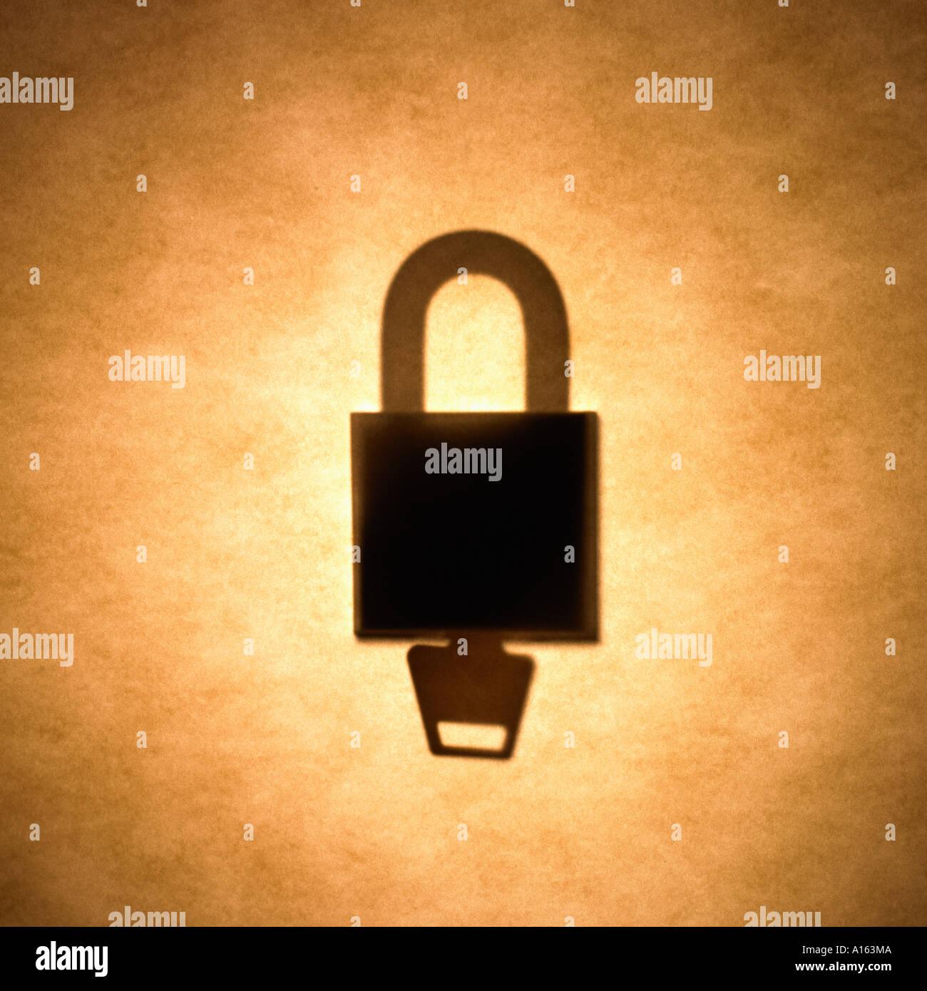 Lock - Stock Image