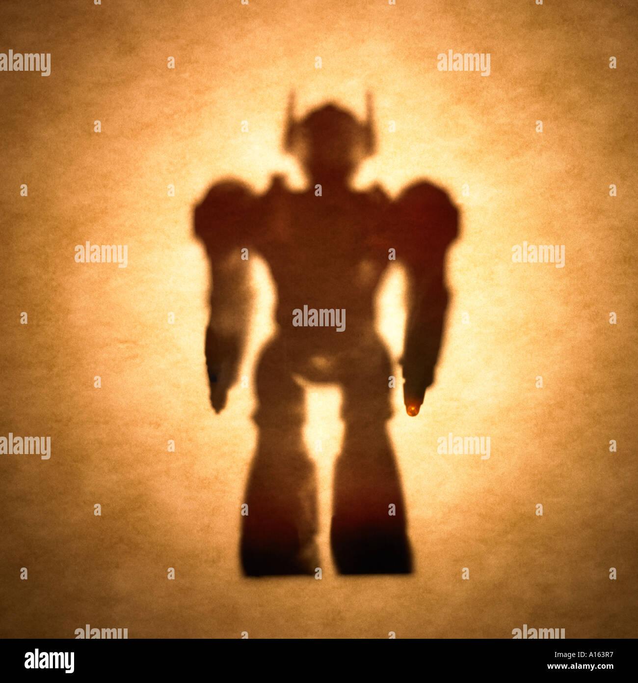 Robot - Stock Image