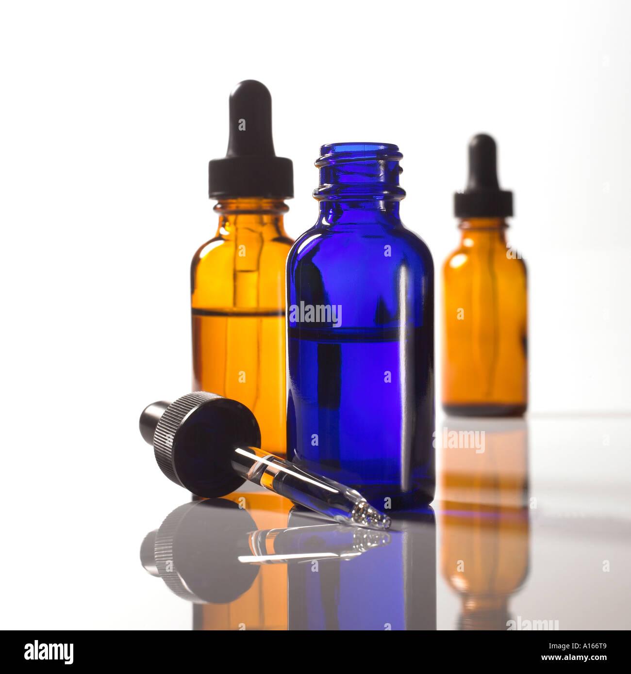 Bottles - Stock Image