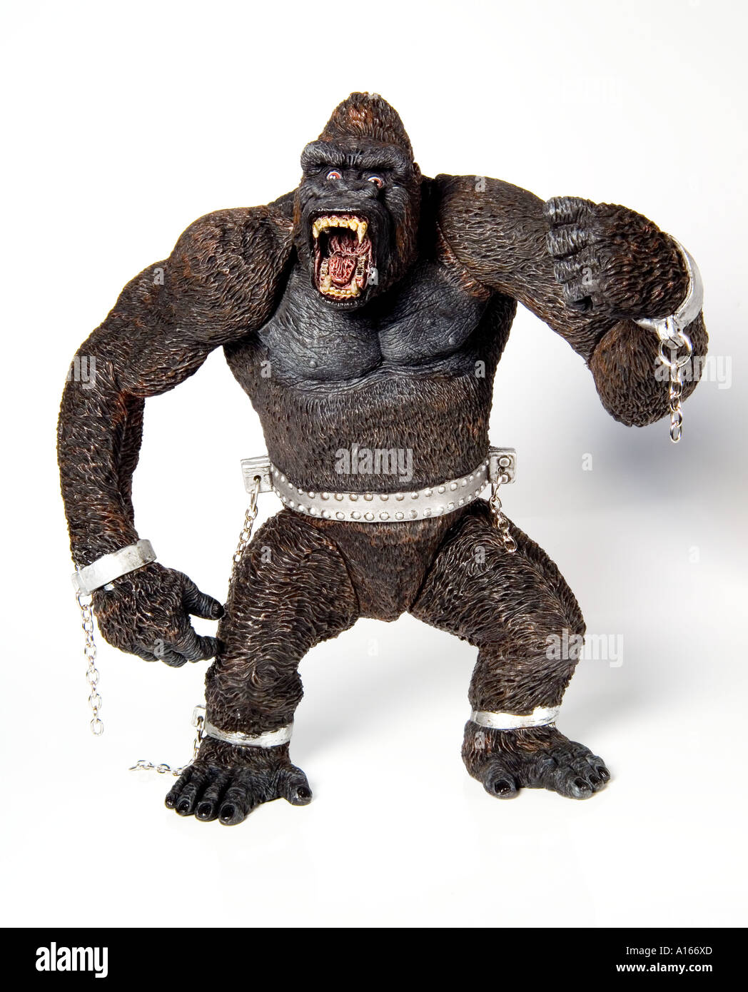 King Kong  Toys - Stock Image