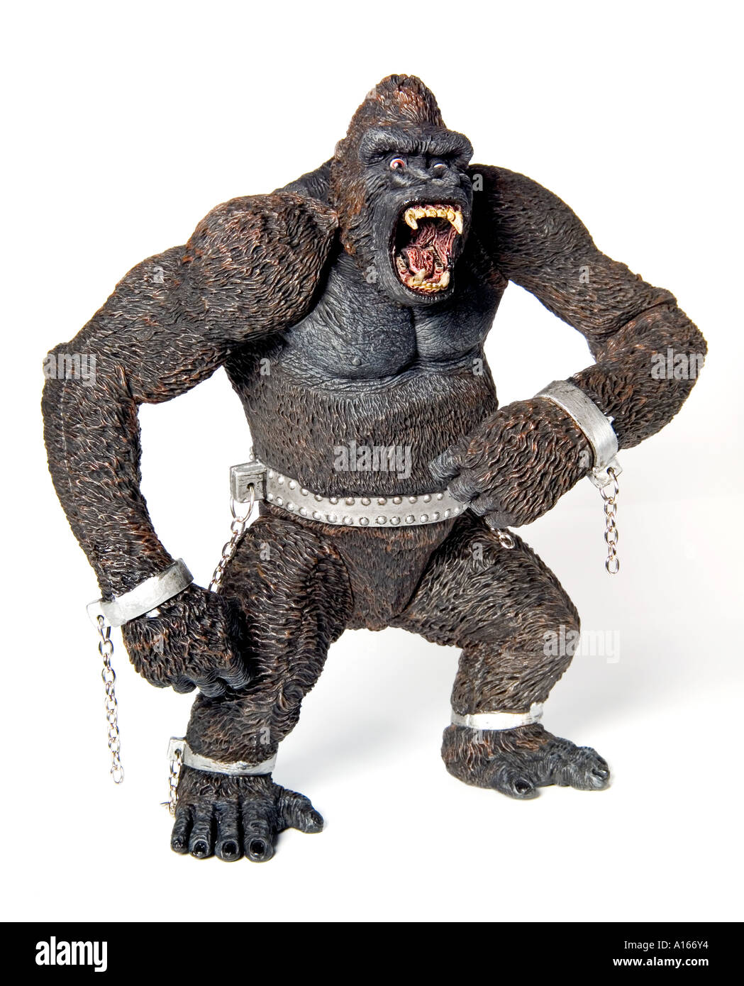 King Kong Toy - Stock Image