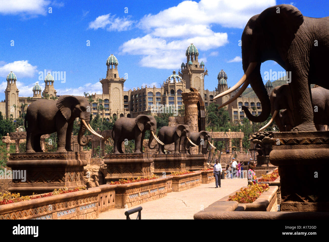 Hotel Palace Sun City South Africa
