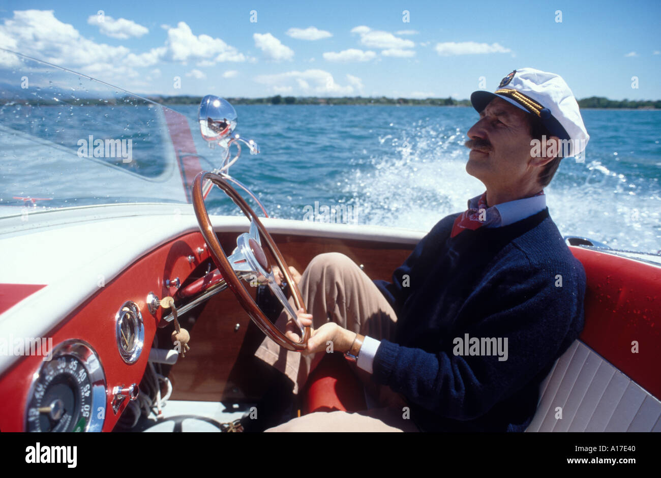 Luxury Runabout Stock Photos & Luxury Runabout Stock Images