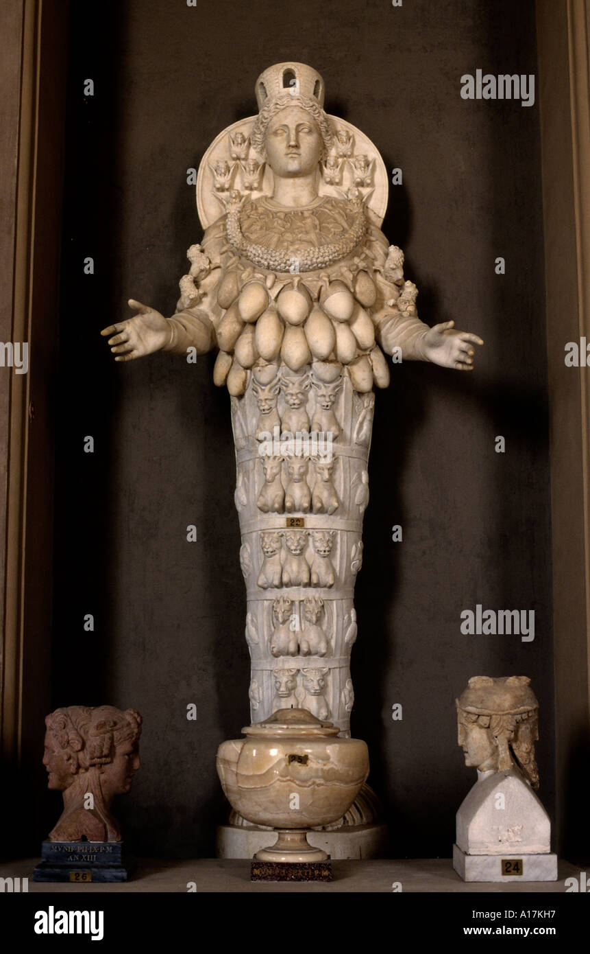 Goddess Artemis Statue