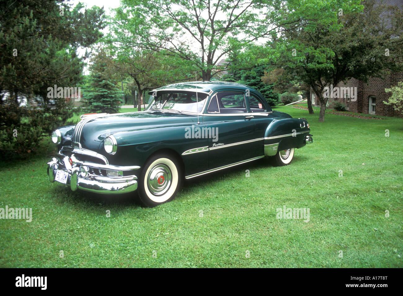Pontiac Chieftain Stock Photos Images Alamy 1953 Sedan 1951 Image