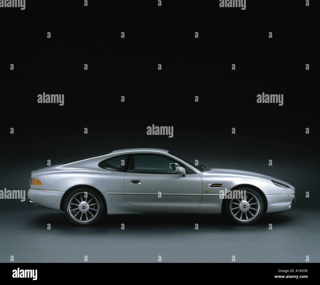 1999 Aston Martin DB7 Dunhill - Stock Image