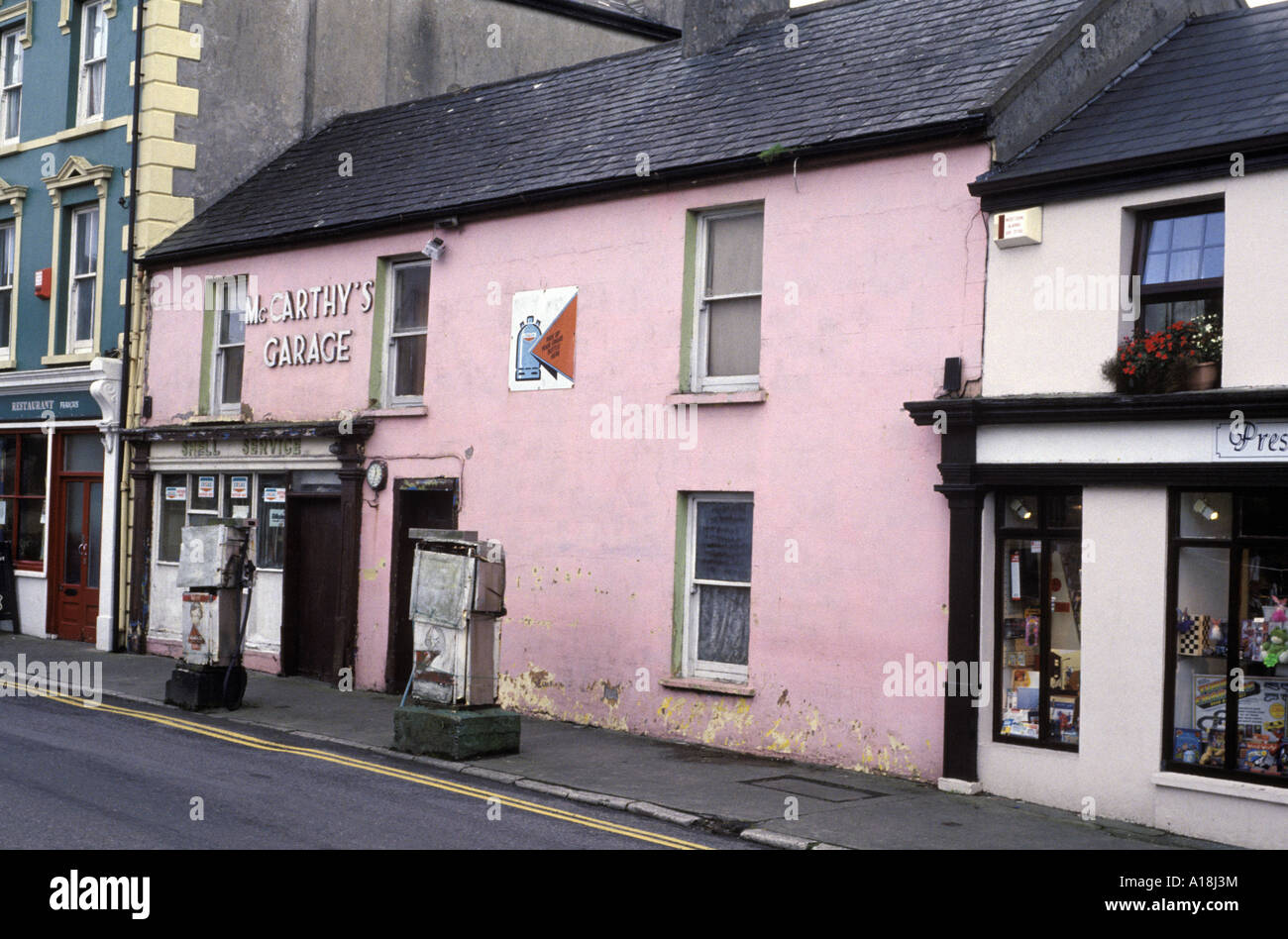 060cd450c7 High Street Schull Stock Photos   High Street Schull Stock Images ...