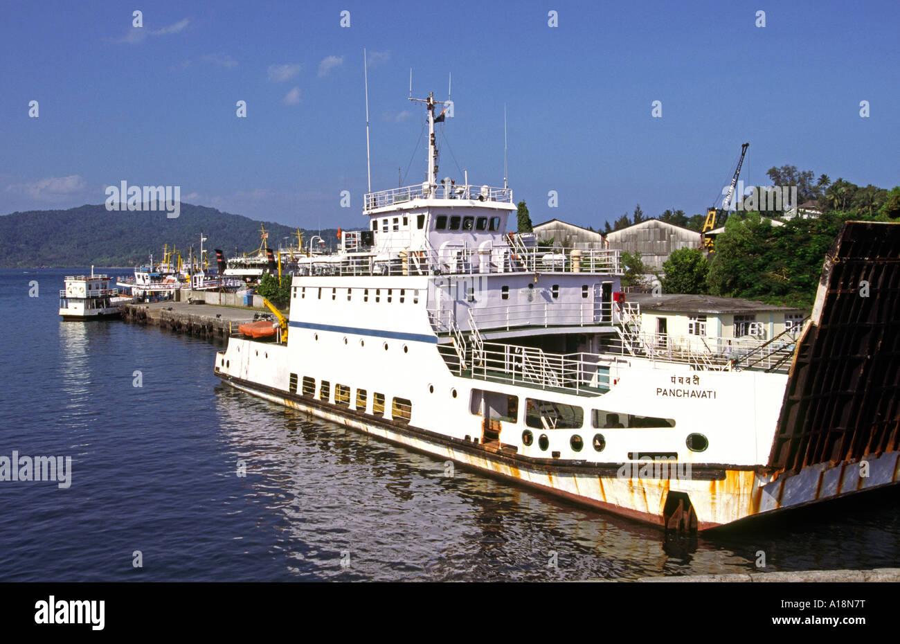 Andaman Island Ferry