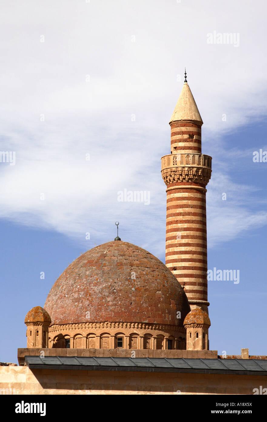 Ishak Pasha Palace  Dogubeyazit, Agri, Turkey Stock Photo