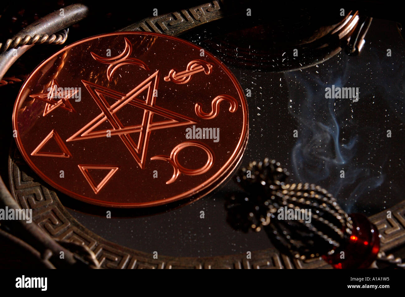 Magical tools Stock Photo: 5824340 - Alamy