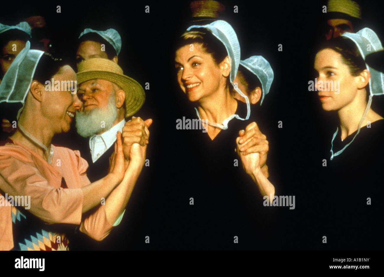 For Richer Or Poorer Year 1997 Director Bryan Spicer Kirstie Alley - Stock Image