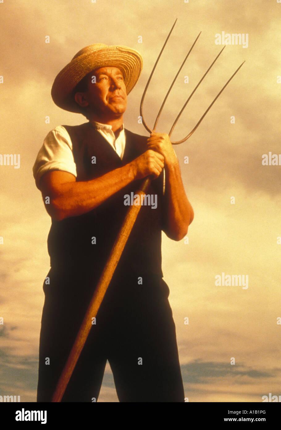 For Richer Or Poorer Year 1997 Director Bryan Spicer Tim Allen - Stock Image