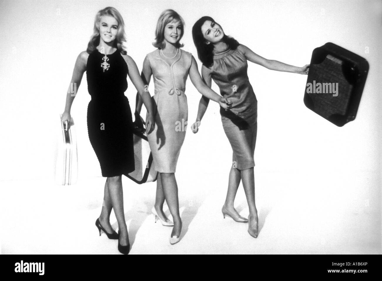 31a7055164c The Pleasure Seekers Year 1964 Director Jean Negulesco Ann Margret Pamela  Tiffin Carole Lynley