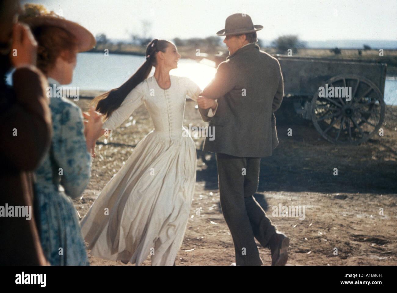 The Unforgiven Year 1959 Director John Huston Audrey Hepburn - Stock Image