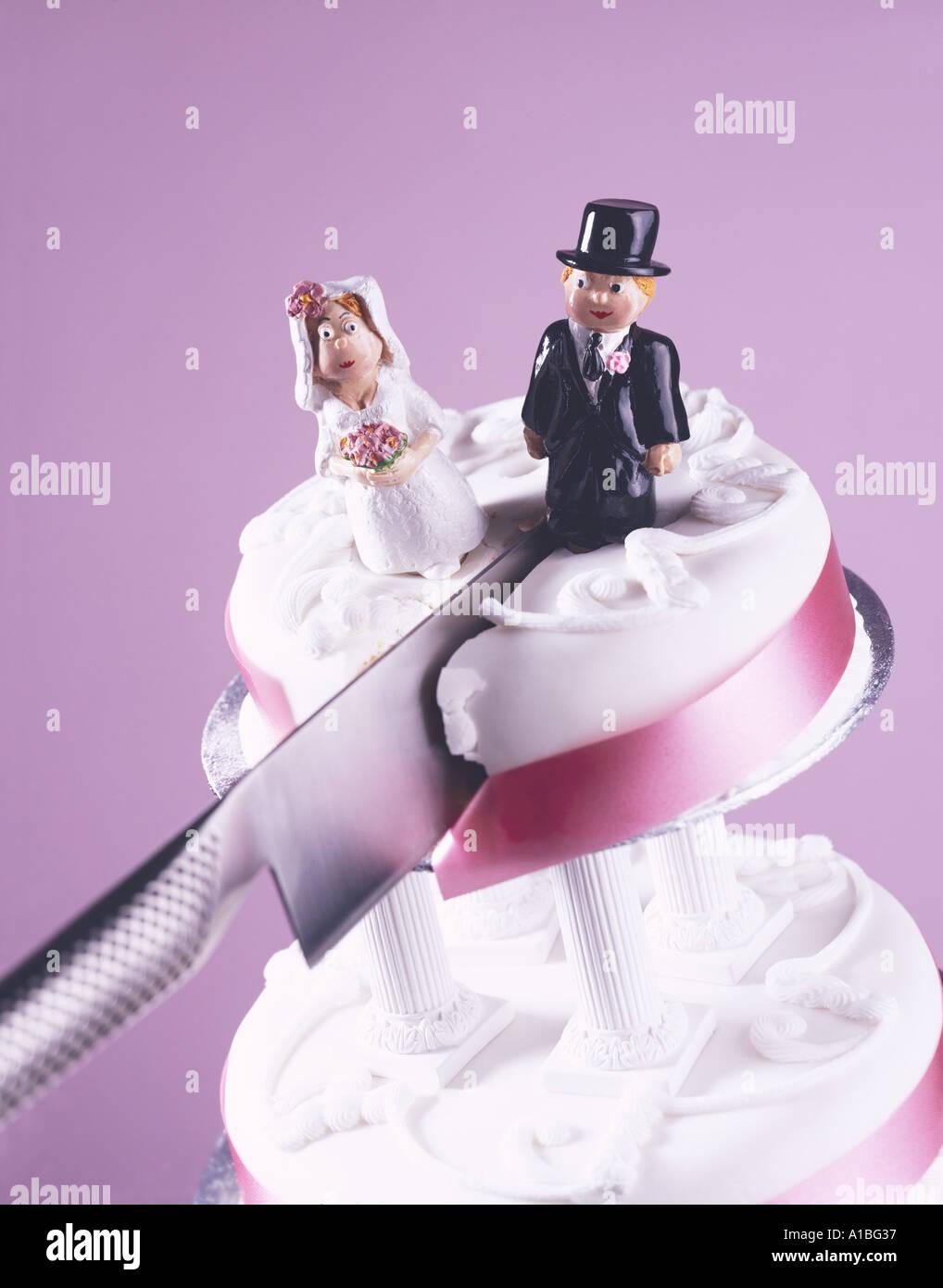 Divorce - Stock Image