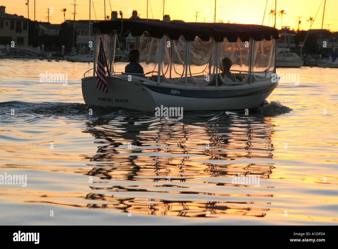Newport Beach On Orange County Stock Photos Newport Beach