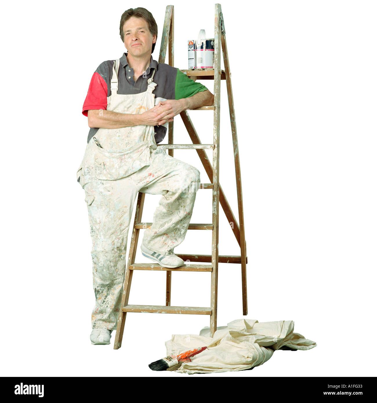 Decorator - Stock Image