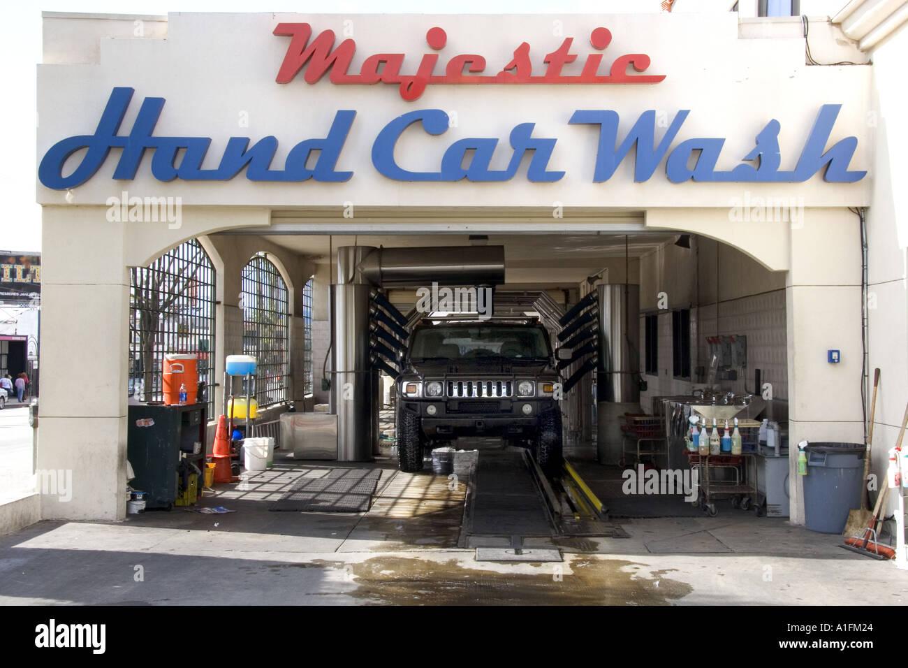 Car Wash Sunset Alvarado