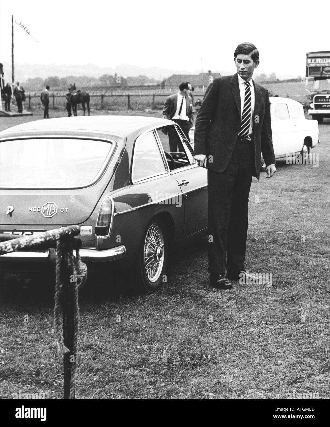 The Subtle Six: 1968-1969 MGC and MGC/GT brochures | Hemmings Daily
