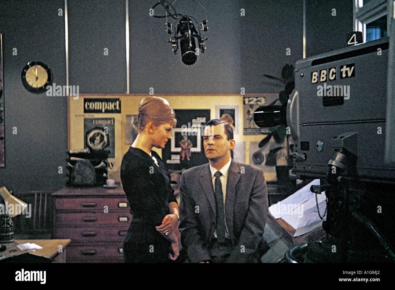 Compact Soap Opera Studio TC2 BBC Television Centre Early 1960s PER0092
