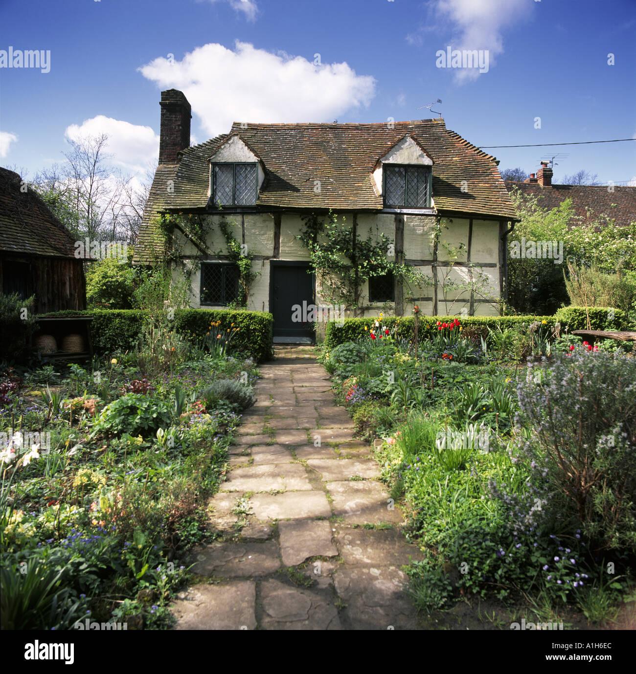 Oakhurst Cottage Surrey - Stock Image